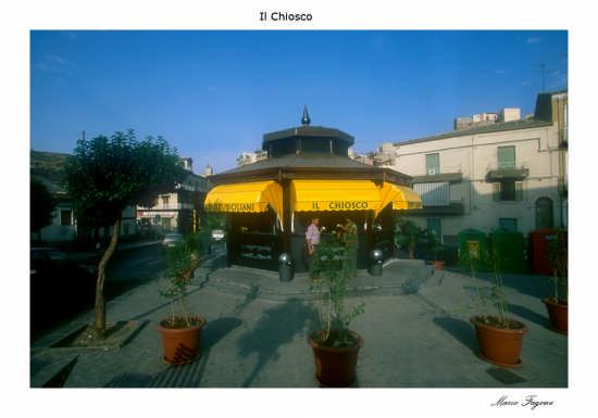 Il Chiosco - Agira (4604 clic)