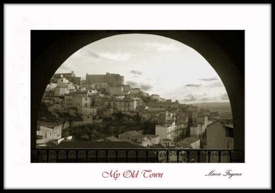 My Old Town - Agira (3429 clic)
