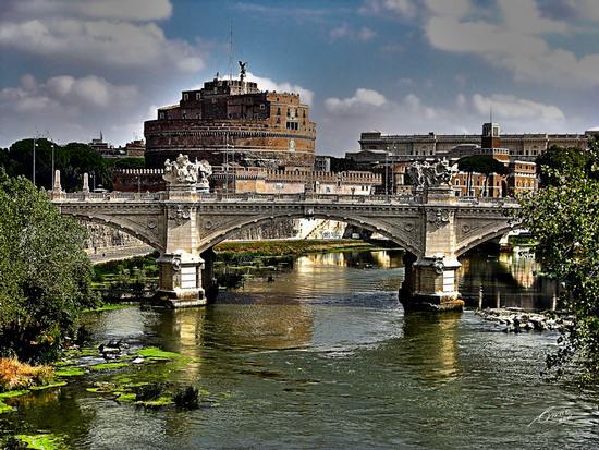 Ponte Vittorio - Roma (4568 clic)