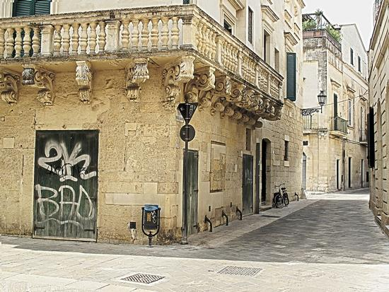 Angolo del 600 in Lecce (1559 clic)