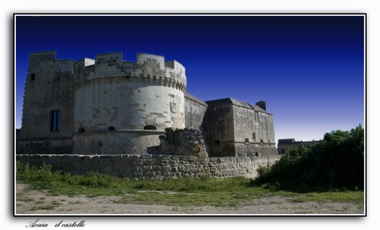 ACAYA - Il Castello (3302 clic)