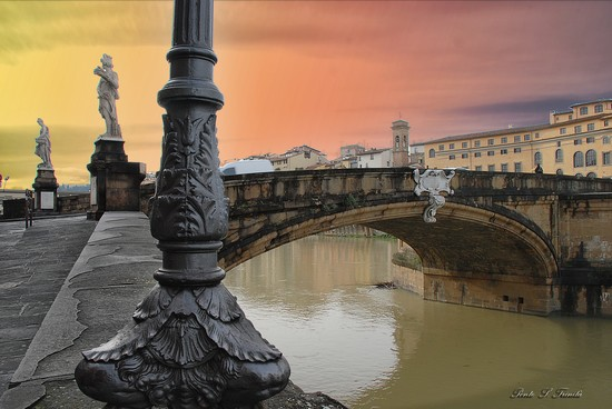 Firenze - Ponte Trinità (3938 clic)