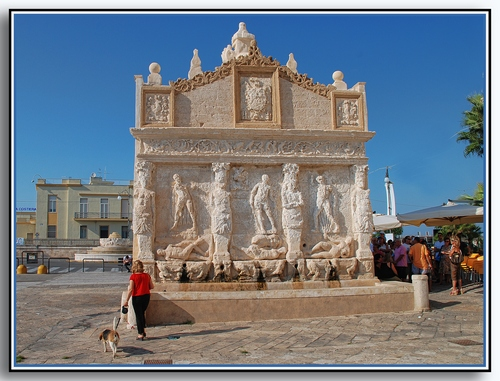 Gallipoli , fontana greca (5545 clic)