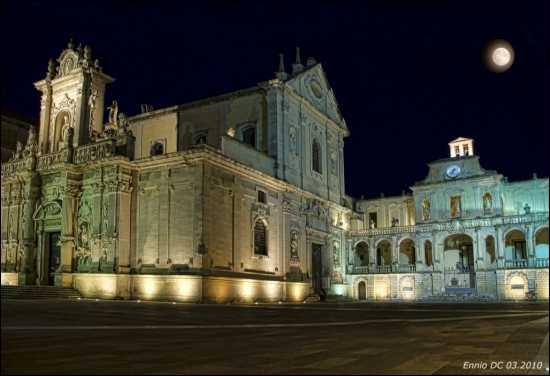 Piazza Duomo - Lecce (5329 clic)