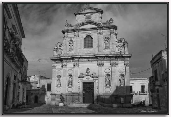 Chiesa Alcantarine , Lecce (2489 clic)