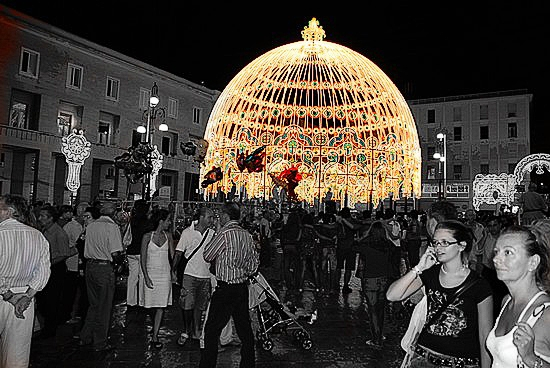 Lecce - Festa S. Oronzo (3961 clic)