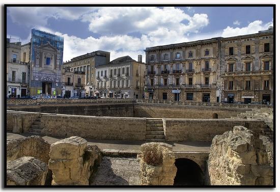 Anfiteatro Romano - Lecce (2627 clic)