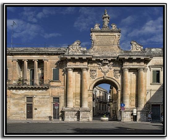 Porta San Biagio - Lecce - LECCE - inserita il 29-Jun-09