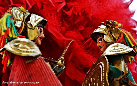 Battaglia tra pupi - Rosolini (1588 clic)