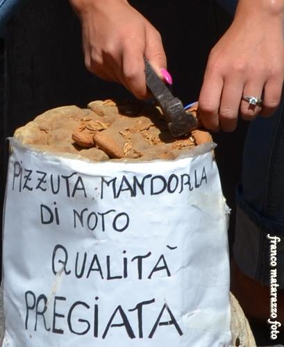 MANDORLE DI SICILIA - Noto (1546 clic)