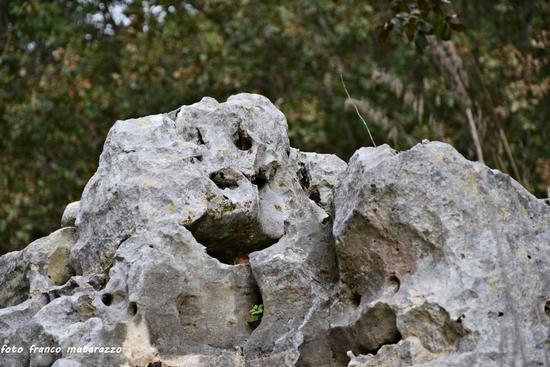 Faccie di pietra - Rosolini (1957 clic)