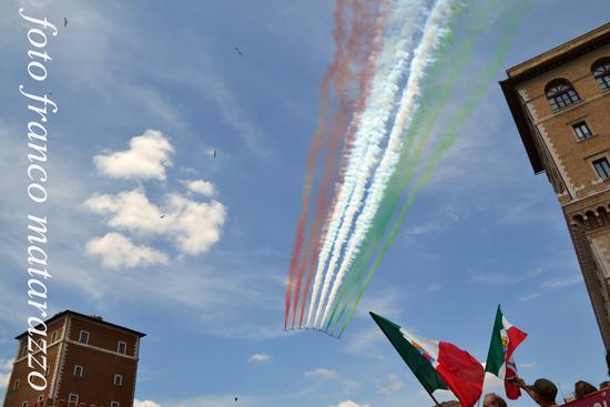 FRECCE TRICOLORI - Roma (3574 clic)