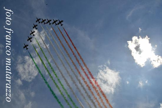 FRECCE TRICOLORI - Roma (2909 clic)