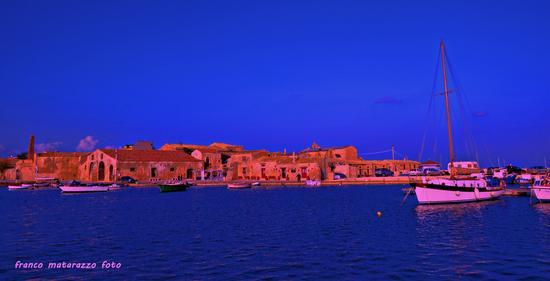 MARZAMEMI: vista dal mare (2613 clic)