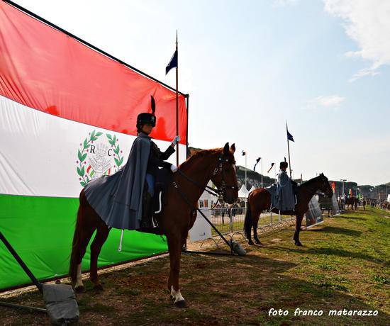 A guardia del Tricolore (801 clic)