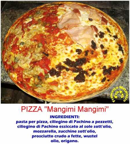 LE PIZZE DI CICCIO - Rosolini (2592 clic)