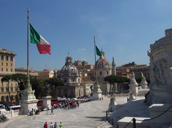 ALTARE DELLA PATRIA - Roma (2104 clic)