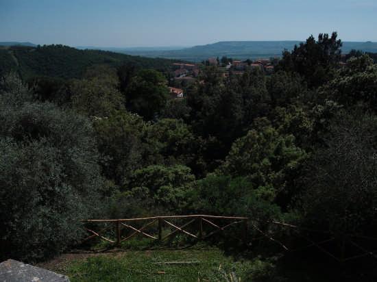 l'Umbria.. del Sarcidano - Laconi (2571 clic)