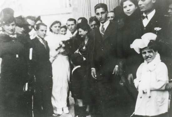 Scene da un matrimonio - Trinitapoli (2272 clic)
