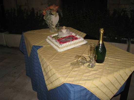 Pronti per la torta... - Trinitapoli (1351 clic)