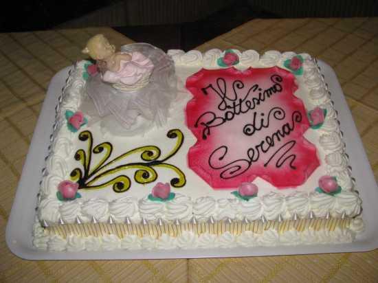 La torta..con tanti auguri da nonno Peppino - Trinitapoli (4615 clic)