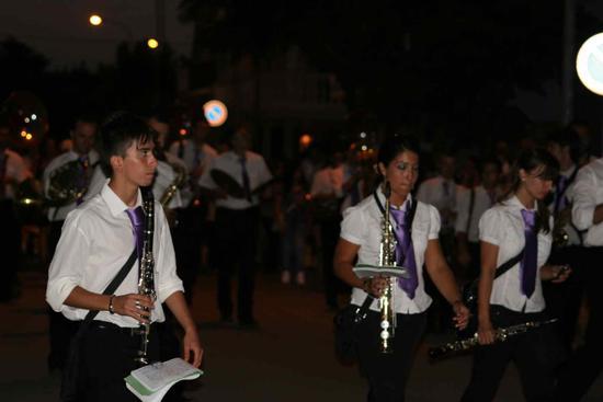 Festa patronale:La banda - Trinitapoli (1142 clic)