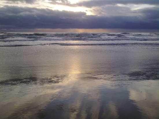 specchio di mare - Ostia (2519 clic)