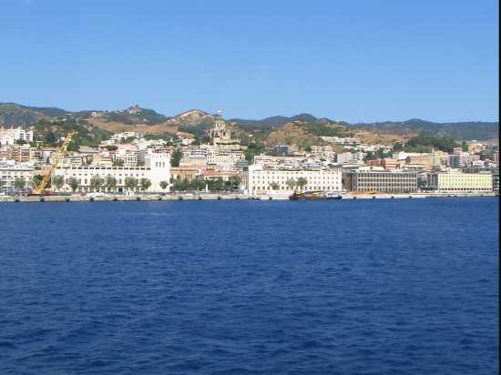 VISTA DELLA CITTA' - Messina (3076 clic)