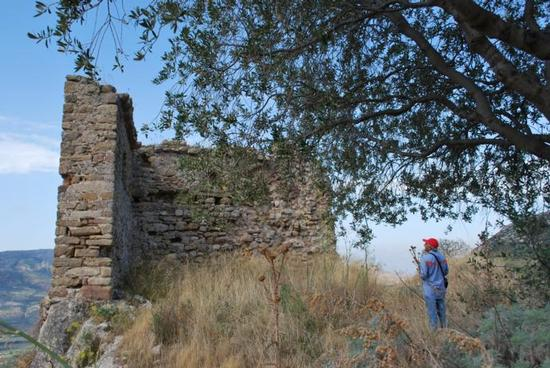 Castelli Cristia  - Chiusa sclafani (2612 clic)