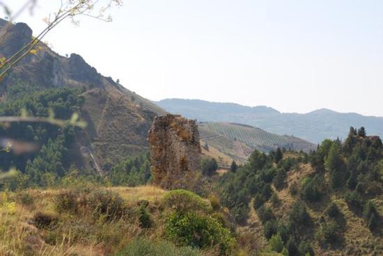 Castelli Cristia  - Chiusa sclafani (2750 clic)