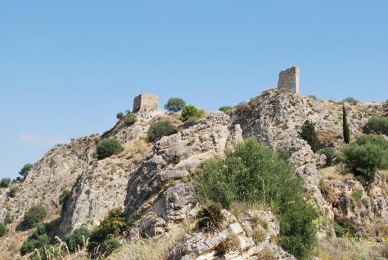 Castelli Cristia  - Chiusa sclafani (2469 clic)