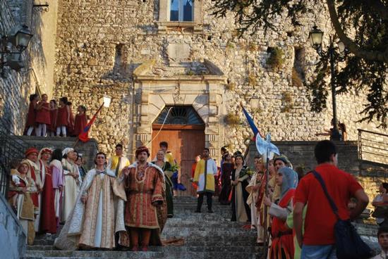 Giornata Federiciani - GIULIANA - inserita il 31-Aug-11