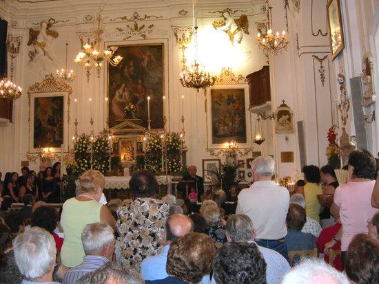 Benedizione e Inaugurazione Organo a Canne - Bisacquino (3123 clic)