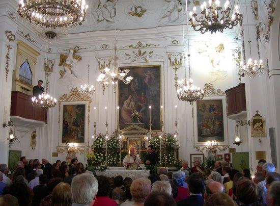 Benedizione e Inaugurazione  dell'Organo a Canne - Bisacquino (2827 clic)