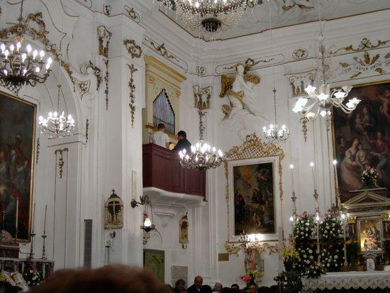 Benedizione e Inaugurazione  dell'Organo a Canne - Bisacquino (3669 clic)