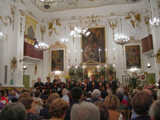 Benedizione e Inaugurazione  dell'Organo a Canne - Bisacquino (3947 clic)