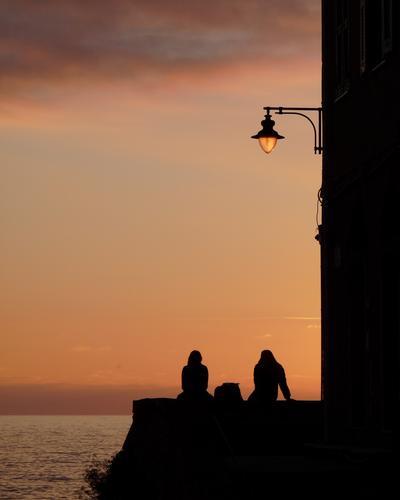 El fin de un dia - Riomaggiore (3769 clic)