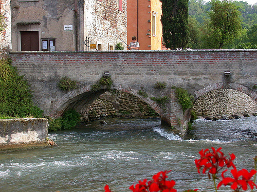 Día de pesca - Borghetto (3014 clic)