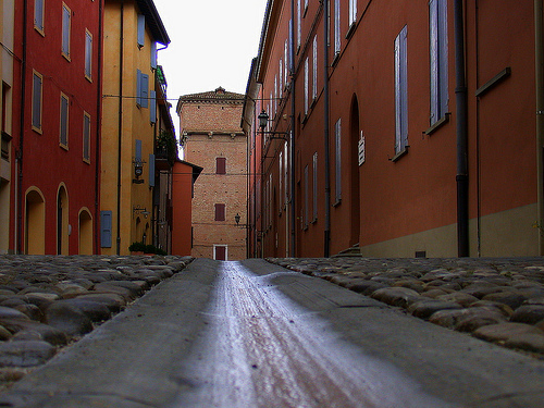 Castelvetro - Castelvetro di modena (2332 clic)