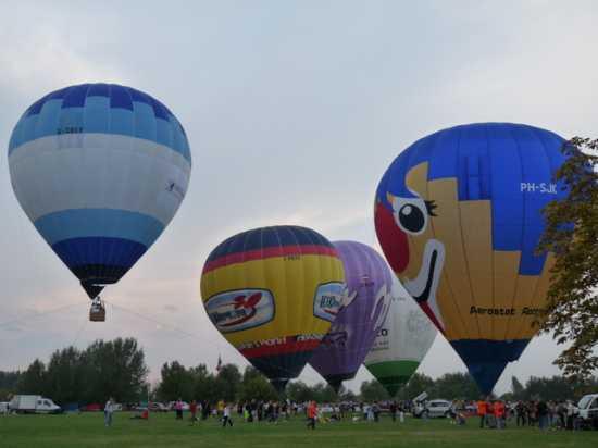 Festival di Mongolfiere - Ferrara (3928 clic)