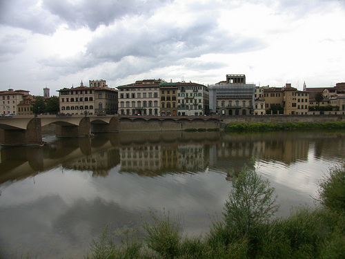 El Arno - Firenze (2592 clic)