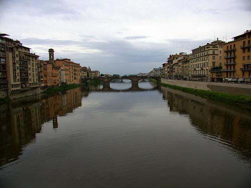 El Arno - Firenze (2602 clic)