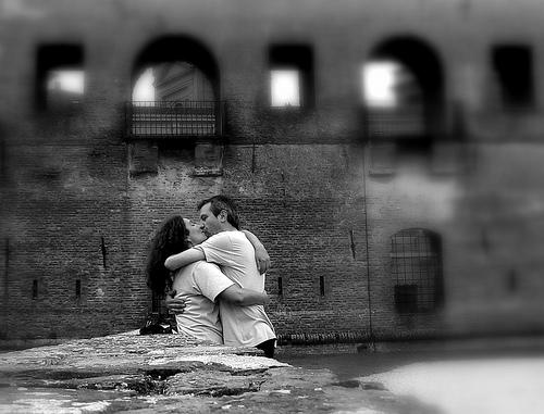 El beso - Mantova (3451 clic)