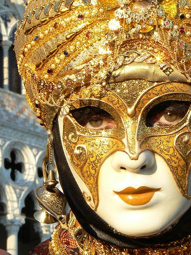 Carnaval de Venecia - Venezia (5209 clic)