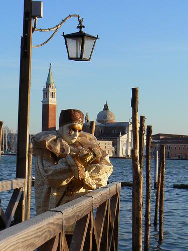 Carnaval de Venecia - Venezia (3667 clic)