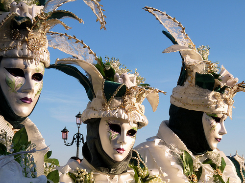 Carnaval de Venecia - Venezia (2725 clic)