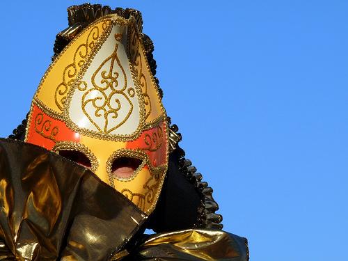 Carnaval de Venecia - Venezia (2532 clic)