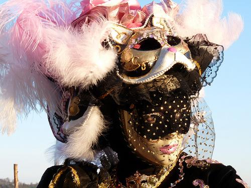 Carnaval de Venecia - Venezia (2495 clic)
