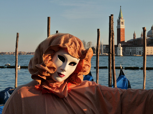 Carnaval de Venecia - Venezia (2574 clic)