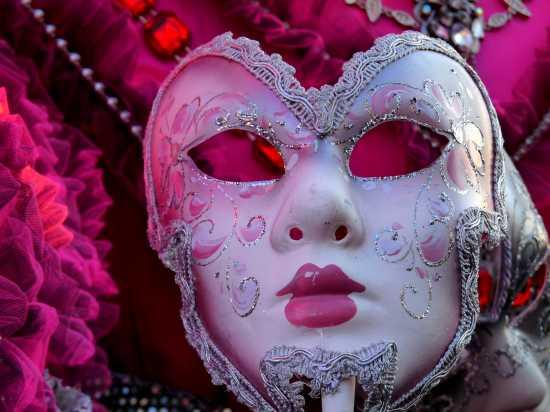 La màscara - Venezia (2604 clic)